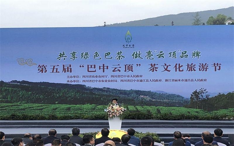 通江县:以茶为媒、以茶交友、以茶招商,推动文旅产业全面发展